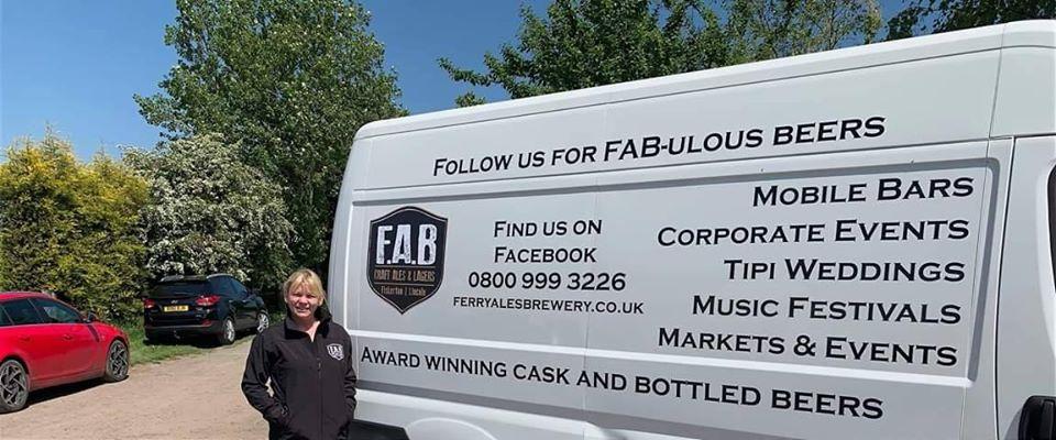 FAB Transit Van