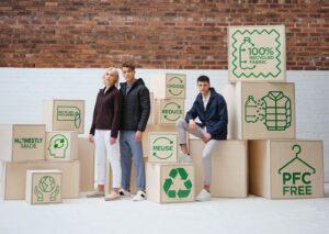 Recycled Clothing Range
